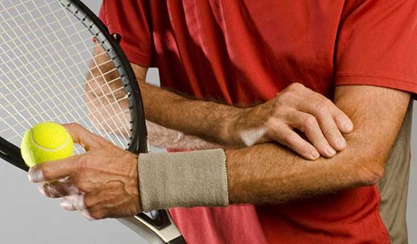 Локоть теннисиста - диагностика и лечение